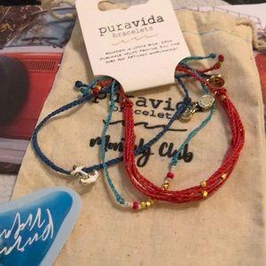 Pura Vida monthly pack (June ❤️